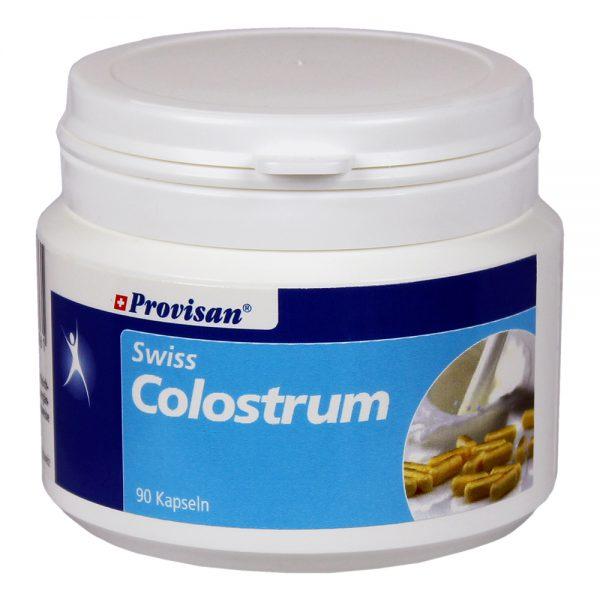 Colostrum Web