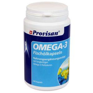 Provisan Omega 3 Visolie