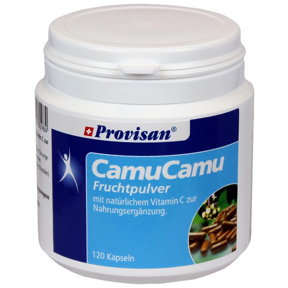 CamuCamu Capsules