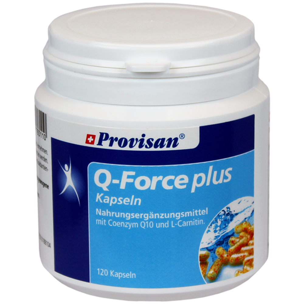 Q-Force Plus Capsules