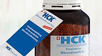 HCK® Microvoedingsstoffen Op Maat